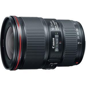 Canon EF 16-35mm f-4L IS USM Zoom Lens