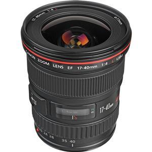 Canon EF 17-40mm f-4 L USM Zoom Lens