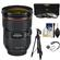 Canon EF 24-70mm f/2.8 L II USM Zoom Lens with Tripod + 3 Filters Kit