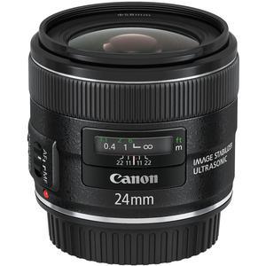 Canon EF 24mm f-2.8 IS USM Lens