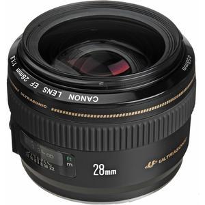 Canon EF 28mm f-1.8 USM Lens