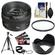 Canon EF 50mm f/1.4 USM Lens with UV Filter + Hood + Tripod + Accessory Kit