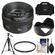 Canon EF 50mm f/1.4 USM Lens with Canon 2400 Case + UV Filter + Hood + Tripod + Cleaning Kit