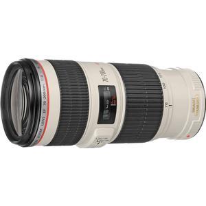 Canon EF 70-200mm f-4L IS USM Zoom Lens