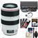 Canon EF 70-300mm f/4-5.6 L IS USM Zoom Lens with 3 UV/CPL/ND8 Filters + Kit