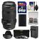Canon EF 70-300mm f/4-5.6 IS USM Zoom Lens with 64GB Card + LP-E6 Battery & Charger + 3 UV/CPL/ND8 Filters + Hood + Accessory Kit