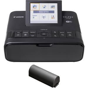Canon SELPHY CP1300 Wi-Fi Wireless Compact Photo Printer with NB-CP2LH Battery Pack