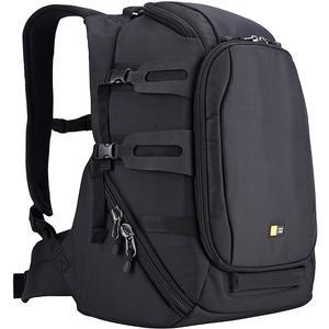 Case Logic DSB-102 Luminosity Digital SLR Camera Backpack Case - Black -