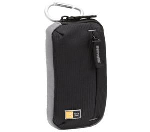 Case Logic TBC-312 Compact Pocket Video Camera Camcorder Case (Black)