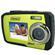 Coleman Duo 2V7WP Dual Screen Shock & Waterproof Digital Camera (Green)