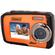 Coleman Duo 2V7WP Dual Screen Shock & Waterproof Digital Camera (Orange)