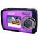 Coleman Duo 2V7WP Dual Screen Shock & Waterproof Digital Camera (Purple)