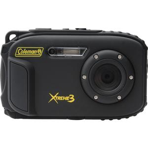 Coleman Xtreme3 C9WP Shock & Waterproof 1080p HD Digital Camera (Black)