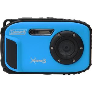 Buy Now Coleman Xtreme3 C9WP Shock & Waterproof 1080p HD Digital Camera (Blue) Before Too Late