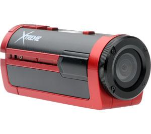 Coleman Xtreme Sports Cam Waterproof HD Digital Video Camera Camcorder (Red)