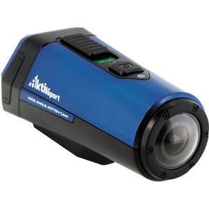 Coleman Aktivsport CX9WP GPS HD Video Action Camera Camcorder - Blue -