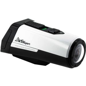 Coleman Aktivsport CX9WP GPS HD Video Action Camera Camcorder - White -