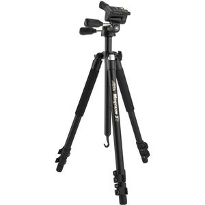Davis and Sanford Magnum XG 72 inch Pro Photo-Video Tripod with 3-Way Fluid Pan Head and Case