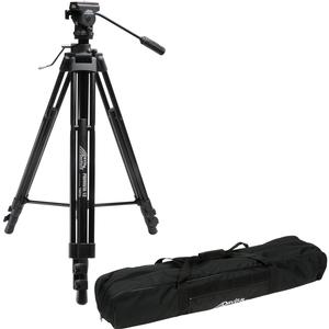 Davis and Sanford ProVista 12 Professional Video Tripod with V12 Head and Case