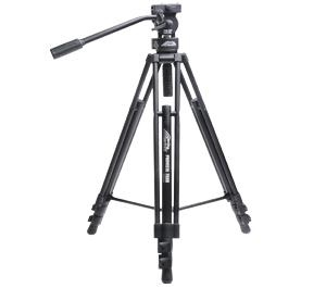 Davis and Sanford ProVista 7518XB Pro Video Tripod with Fluid Head and Case