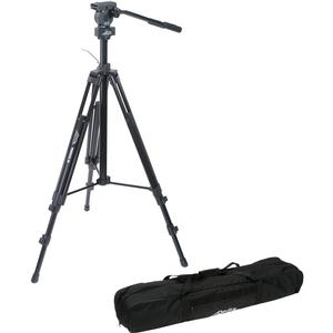 Davis and Sanford 78 inch ProVista 18 Heavy Duty Video Tripod with FM18 Fluid Head and Case