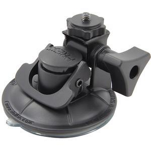 Delkin Fat Gecko Stealth Suction Cup Action Camera - Camcorder Mount