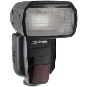 Digitalmate 680 Power Zoom AF Flash with LCD Display-for Canon EOS E-TTL -