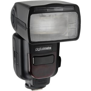 Digitalmate 780 Power Zoom AF Flash with LCD Display-for Canon EOS E-TTL -