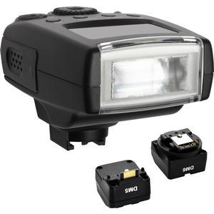 Digitalmate 130 High Power Compact Flash-for Sony Alpha-NEX Cameras -
