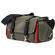 Domke Journalist Ledger Ruggedwear DSLR Camera Bag (Military/Black)