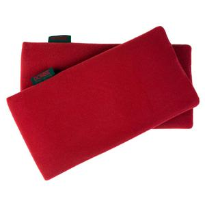 Domke PocketFlex Tricot Knit Patch Pocket Wraps - Medium 2 Pack (Red)