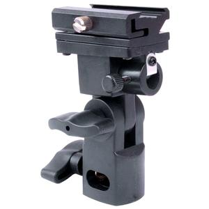 Precision Design DL-0318 Shoe Mount Flash and Umbrella Holder