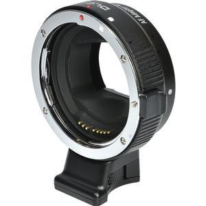 dlc Canon EOS EF Lens to Sony E-Mount Camera Mount Adapter
