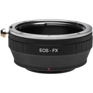 dlc Fujifilm XF Digital Camera to Canon Lens Mount Adapter