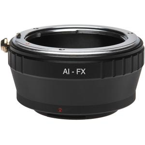 dlc Fujifilm XF Digital Camera to Nikon Lens Mount Adapter