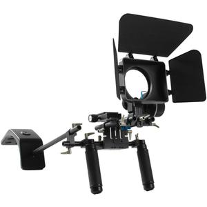 DLC HD-DSLR Professional Camera Video Rig Shoulder Support System