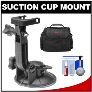 Drift Innovation Suction Cup Mount with Case and Cleaning Kit
