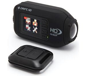 Drift Innovation HD 1080p Digital Video Action Camera Camcorder at Sears.com