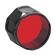 Fenix AD302 LED Flashlight Filter Adapter (Red)