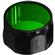 Fenix AOF-S+ Flashlight Filter Adapter (Green)