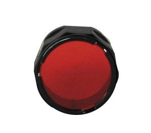 Fenix AD301-R Red Filter Adapter for Torch Flashlight (21.5mm) for LD10  LD20  PD20  PD30