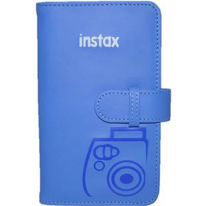 Fujifilm Instax Mini Wallet 108 Photo Album - Cobalt Blue -