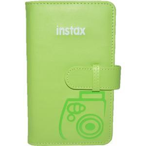 Fujifilm Instax Mini Wallet 108 Photo Album - Lime Green -