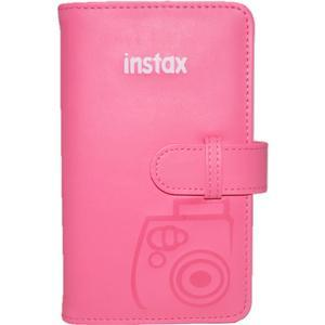 Fujifilm Instax Mini Wallet 108 Photo Album - Flamingo Pink -