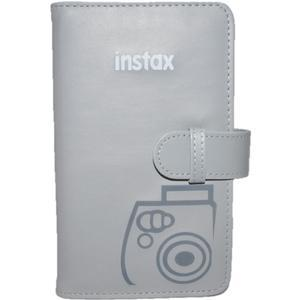 Fujifilm Instax Mini Wallet 108 Photo Album - Smokey White -