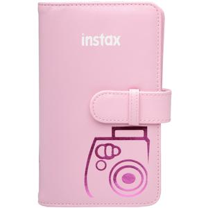 Fujifilm Instax Mini Wallet 108 Photo Album - Pink -
