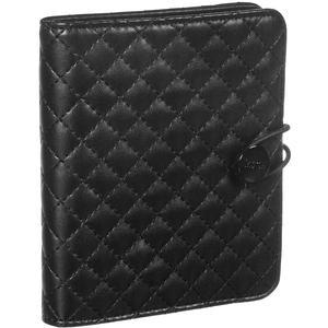 Fujifilm Instax Mini Quilted Album - Holds 40 Photos - Black -
