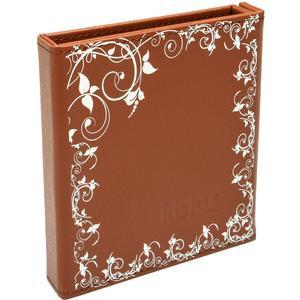 Fujifilm Instax Wide Album-Holds 20 Photos-Brown -