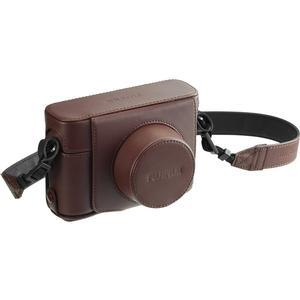 Fujifilm LC-X100F Leather Camera Case for X100F-Brown -
