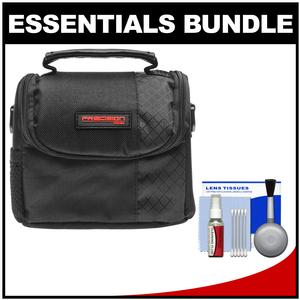 Essentials Bundle for Fuji Mini 7S 8 25 50S 70 and 90 Instant Film Analog Cameras with Case + Cleaning Kit